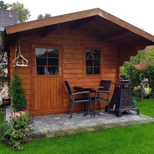 What Colour Would Best Suit My Shed?